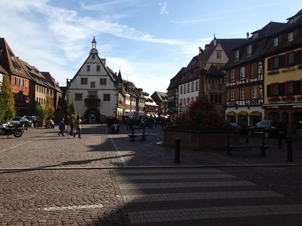 Obernai, France