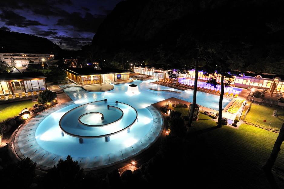 Lavey les bains Switzerland