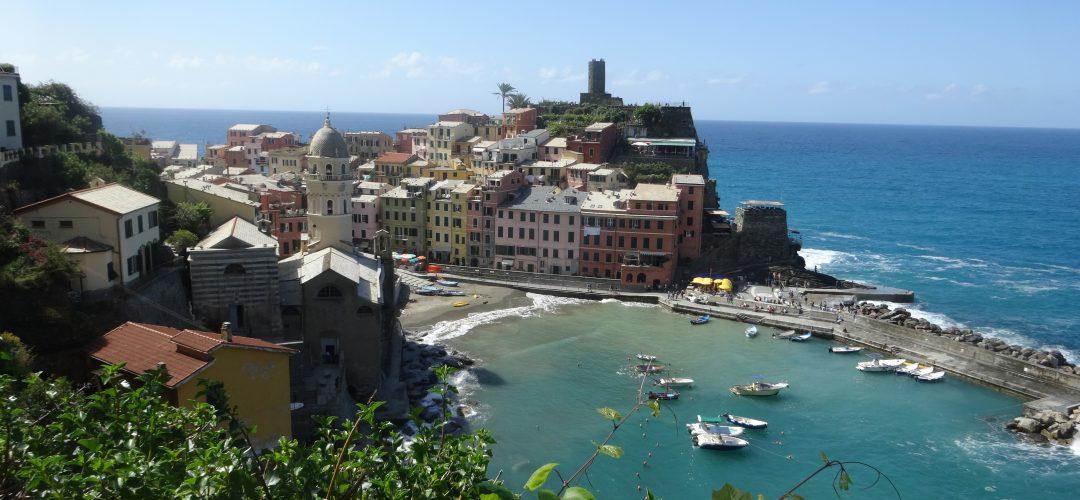 Cinqueterre Italy