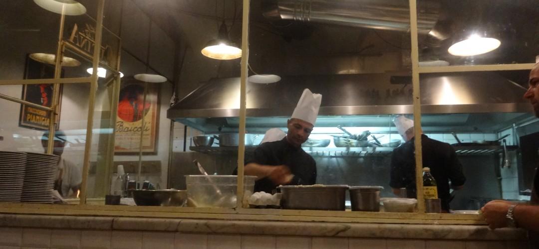 Macaroni Restaurant Rome Italy