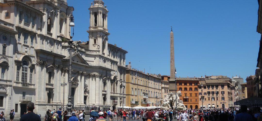 PIazza Navona Rome Italy