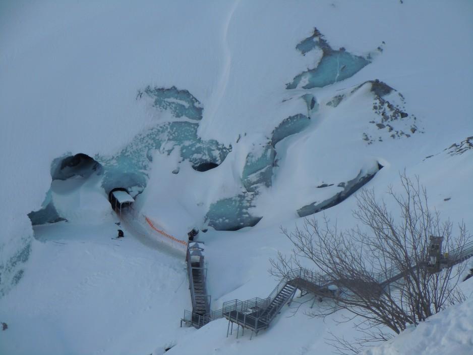 Mer de Glace Mont Blanc Chamonix France