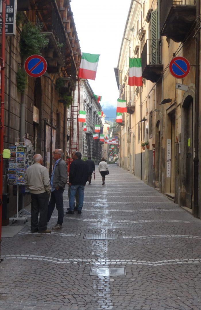 Sulmona Italy