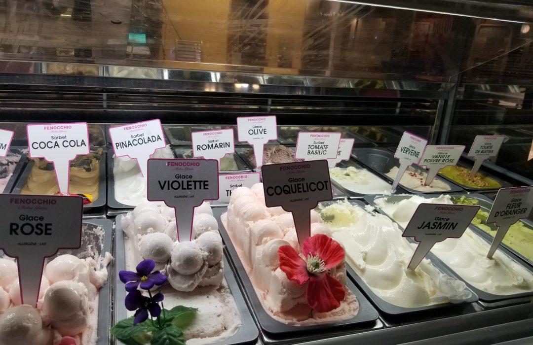 Nice gelato France