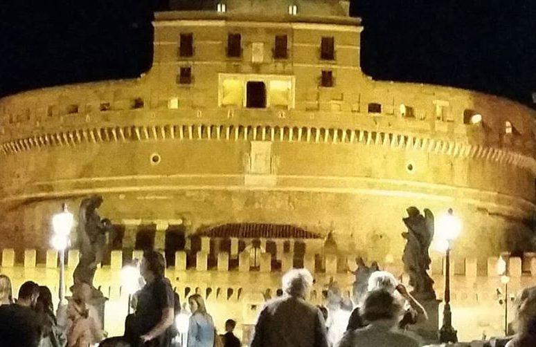 Castel Sant angelo Rome Italy