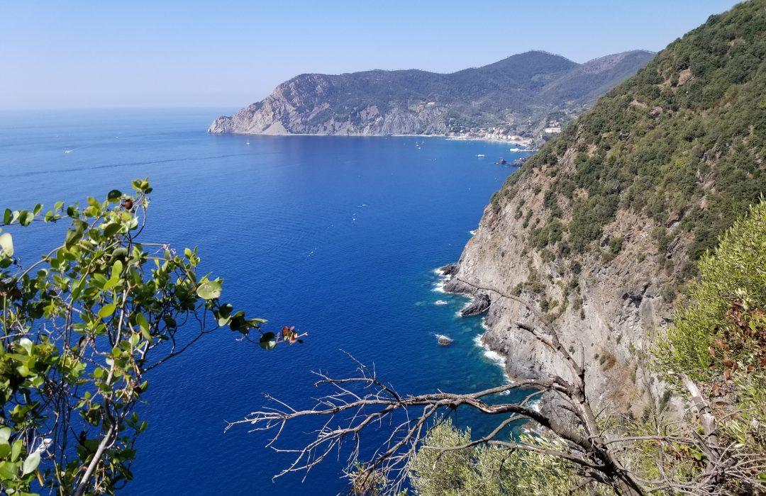 Cinque Terre Hike, Italy