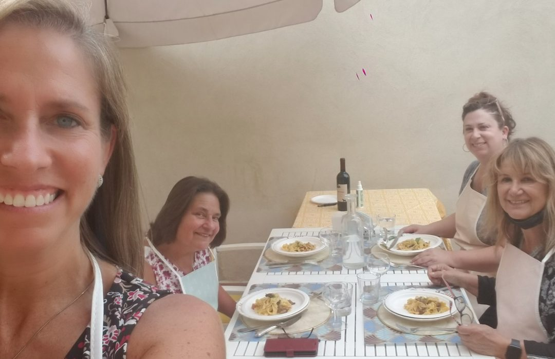 Tuscan Cooking Class, Italy