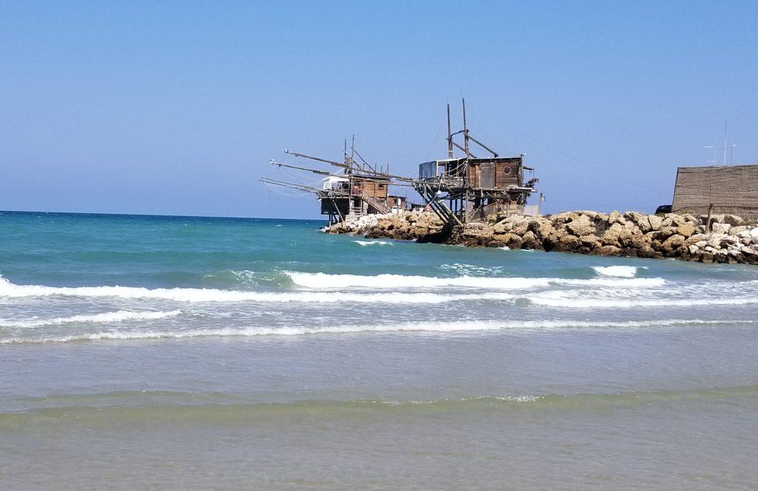 Spiaggia Aderci, Italy